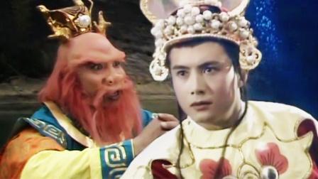 小白龙烧了明珠,为何西海龙王告他忤逆之罪