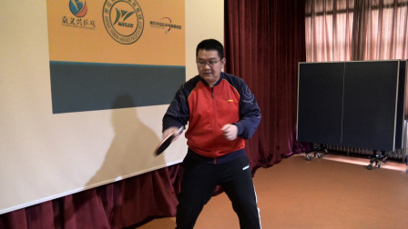 乒乓球业余球友,如何提高练习徒手训练的效果?