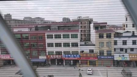 [😷]广州地铁14号线(钟落潭➡︎马沥)运行与报站B7.(14×21-22)