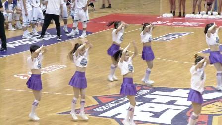 河南大学VS山西财大啦啦操小成套展示(二) CUBA啦啦队大赛 1