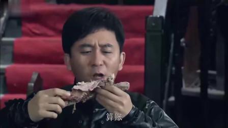 高手吃了8斤的烤鸭,结果一上秤还不足8斤,在座的人懵了