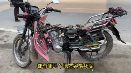 这才是造成摩托车电池经常亏电的真正原因?师傅教你轻松就能解决