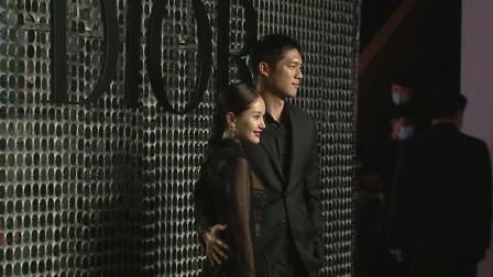 王子文携吴永恩走红毯,两人高调秀恩爱,要捧男友进娱乐圈?