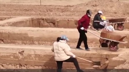 山东菏泽发现156座连片汉墓 在建水库发现3处古代遗址