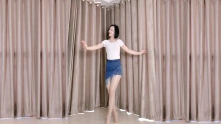 无特效舞蹈秀《失忆的蝴蝶向花飞》DJ好看好学64步流行舞