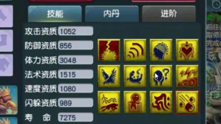 梦幻西游:全服第一龙鲤,双特殊技能,再追两本高兽决能值十万!