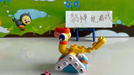 小猪佩奇:流浪狗好恐怖