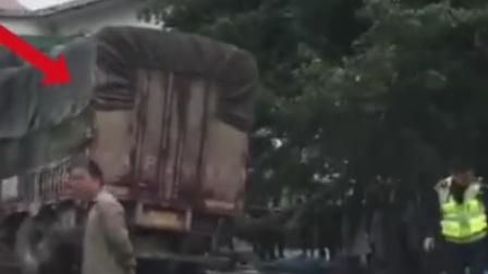 广西河池车祸致6死3伤 肇事司机被警方控制