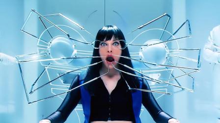 少女被抓后受到非人的对待,背后组织的目的太邪恶!科幻片《致命紫罗兰》