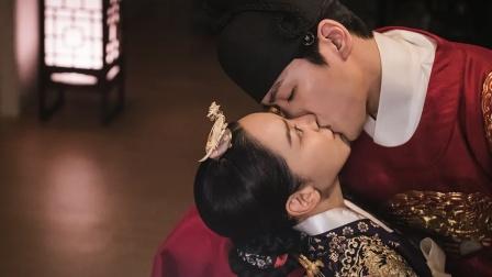 一脸懵!王后接吻接到一半暴打王上
