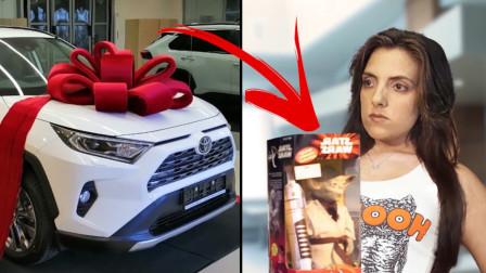 5件事与愿违的事,奖品由丰田车变洋娃娃,员工起诉老板!