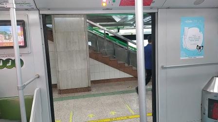 2号线02016南京西路--南京东路
