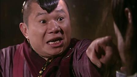 龙巡天下:钦差找县令问话,不料县令装疯卖傻,不愿透露线索