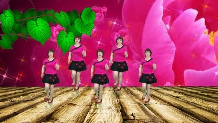 热歌劲舞《最幸福的人》,DJ美女时尚领舞,迷人动感