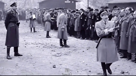 在集中营中,犹太人呼吸都是错误