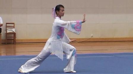 2006年全国青少年武术套路锦标赛 女子太极拳 03 董庆