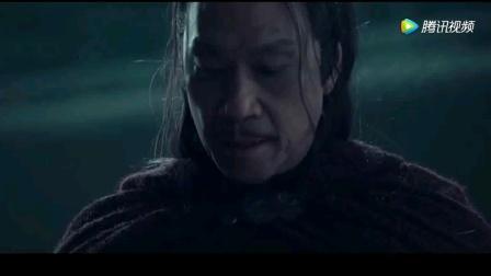 一寸短一寸险,细雨用短剑来克制转轮王的避水剑法