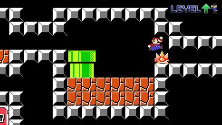 超级马里奥:升级马里奥和秘密通道迷宫