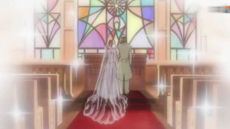 娜美结婚,山治心痛的无法呼吸!