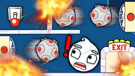 变异棉花糖 拥有意识的棉花糖想从外星飞船逃回地球 成哔哔解说