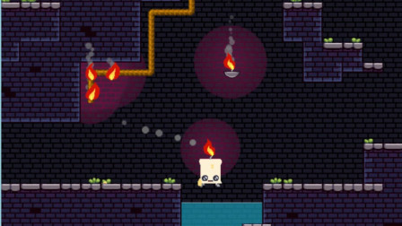烧脑益智游戏,燃烧的蜡烛