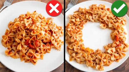 6件你日常做错的事,要想微波炉加热均匀,就在食物中间掏个洞!
