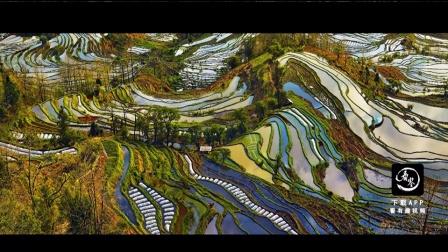 这里是摄影师的天堂,将这里的田地围起来,刚好铺满整个北京五环