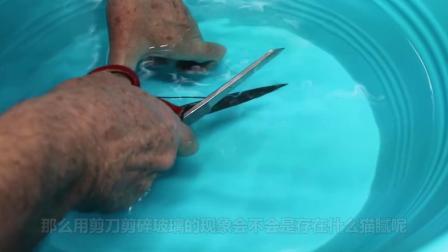 玻璃能像纸一样任意裁剪,你知道原理吗?