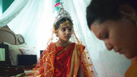 她还只有6岁,却要成为新娘嫁人!这部印度童养媳电影令人心酸!