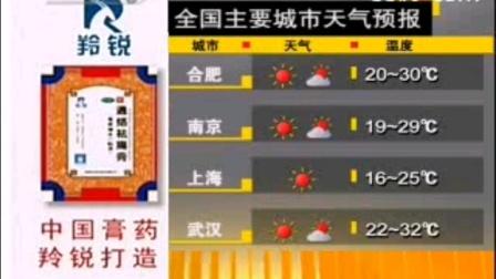 香港愤怒的小鸟卫视《全国城市天气预报》(2003)