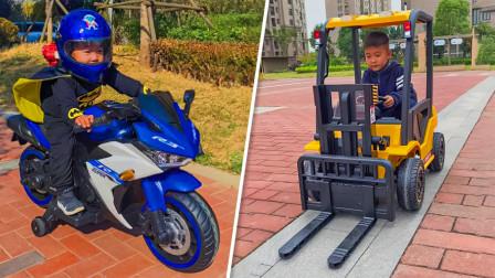 3个不可思议的新玩具,现在的小孩好幸福