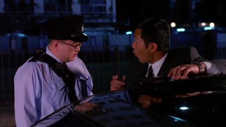 古天乐竟然被警察抓了,从没见过这么帅的皮条客,这都是误会