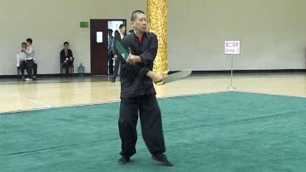第二届世界传统武术节套路精选 014 男子传统器械