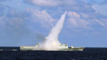 """美潜艇""""猎杀""""中国反舰导弹?发射百枚战斧"""
