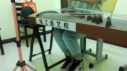 刘郁森老师千集古筝秘诀解密系列教学210415《渔舟唱晚》
