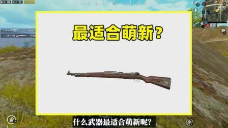 什么武器最适合萌新?第3个是专为新手设计