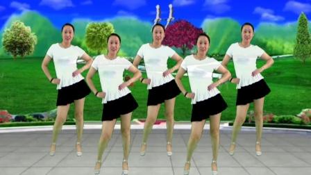 原创广场舞《红杏》活力32步 附教学