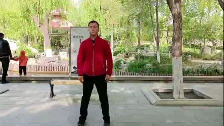 关雪川老师,传统杨氏太极拳85式