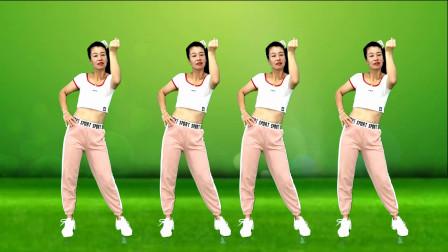 健身操《小苹果》每天跳一跳,扭一扭,秀出你的小蛮腰