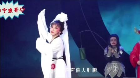 业余戏迷何品艳的越剧(情探行路),一招一式演释得太美了!宁波开心上传2021年4月11日!