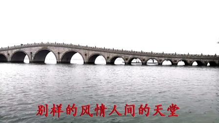 石湖滨湖风景区、想不到有胜过杭州西湖的美丽。