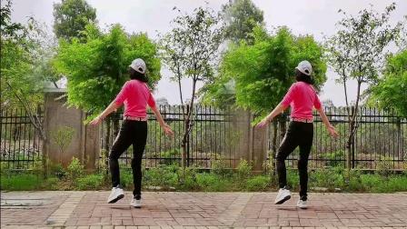 背面弹跳64步DJ(天生丽质没办法)跳出健康好身材