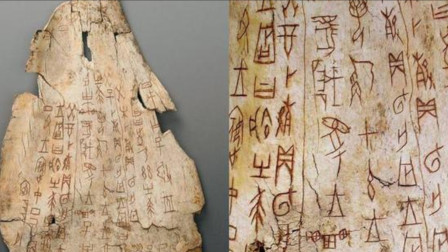 比商代甲骨文更古老,更奇特的三种甲骨文,最早距今九千年