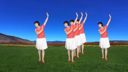 微妙广场舞《献给阿妈的歌》原创抒情优美40步附分解教学