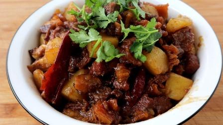 牛肉炖土豆如何做才好吃?教你如此做,香浓软烂,吃一次就忘不了