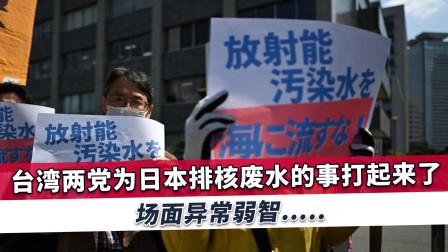 """台湾岛内打起来了,民进党这番表现坐实白痴,场面实在太""""降智"""""""
