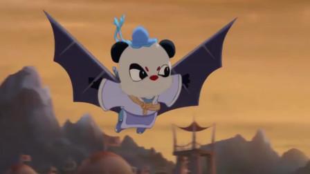 虹猫蓝兔:达达不是天克弓箭吗?怎么还栽在这上面了
