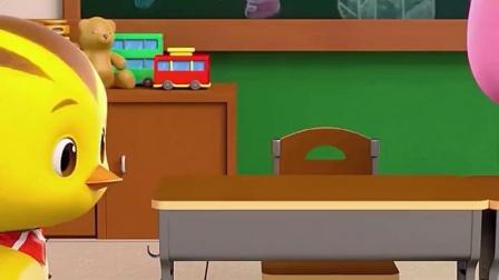 搞笑动画:看来这次又要叫家长了