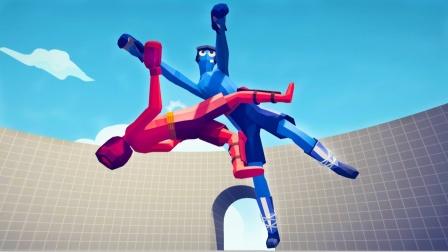 全面战争模拟器游戏 超级拳王对战各个兵种