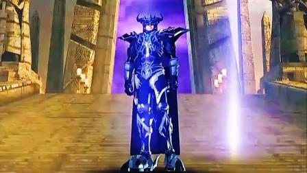 超兽武装03:雪皇不信守承诺,最后还是违背了诺言